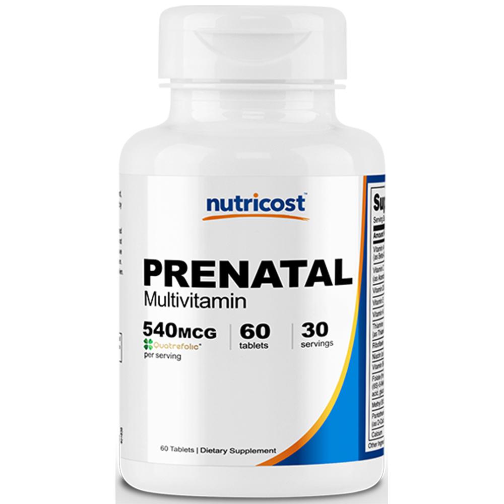 프레나탈 멀티비타민 270mcg 캡슐