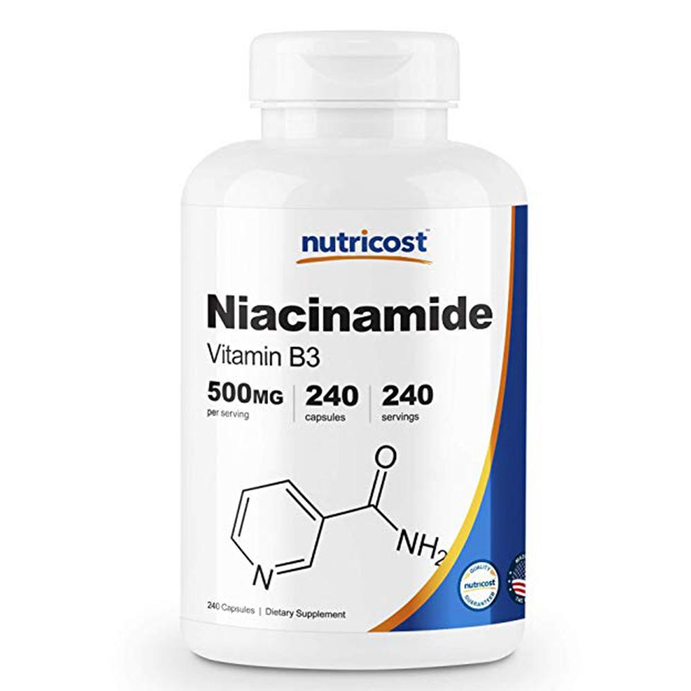 나이아신아미드 나이아신아마이드 비타민 B3 240캡슐