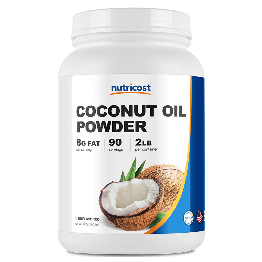 코코넛 오일 파우더 무맛 2파운드