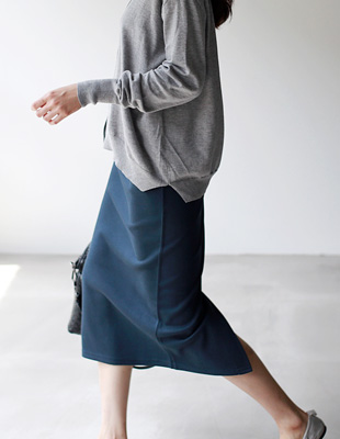 Miu Slim Skirt - 3c