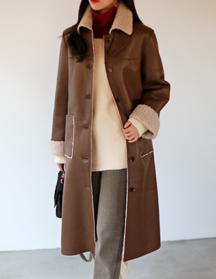 Couch Reversible Mustang Coat