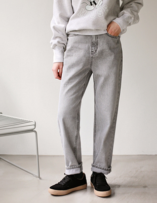 Port Gray Baggy jeans