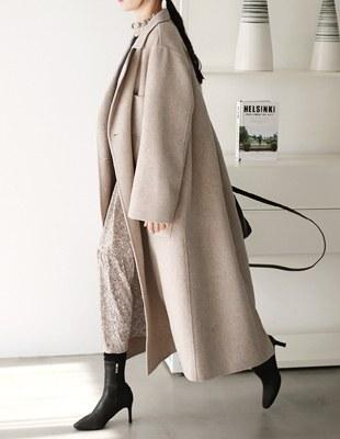 Miller handmade long coat