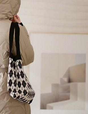 market knit bag
