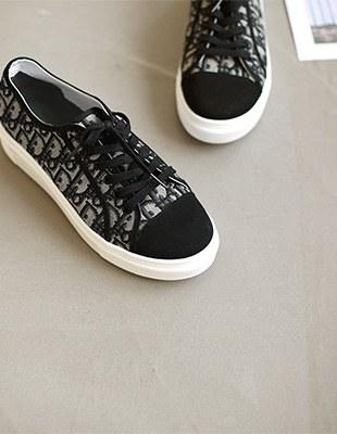 Lettering Sneakers