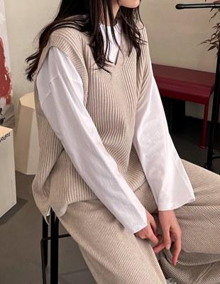 Host Knit Vest