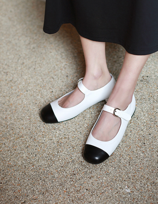 Sha Mary Jane shoes
