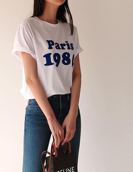 Paris 1984 Tee