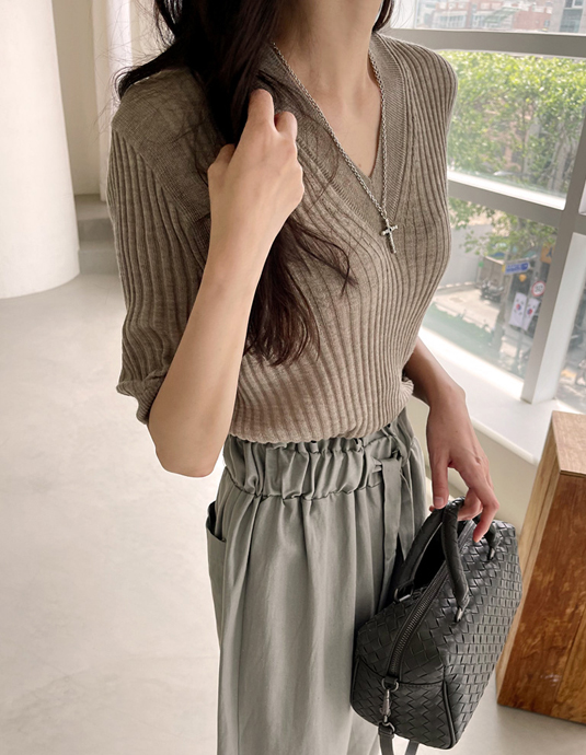 Christopher Knit Top