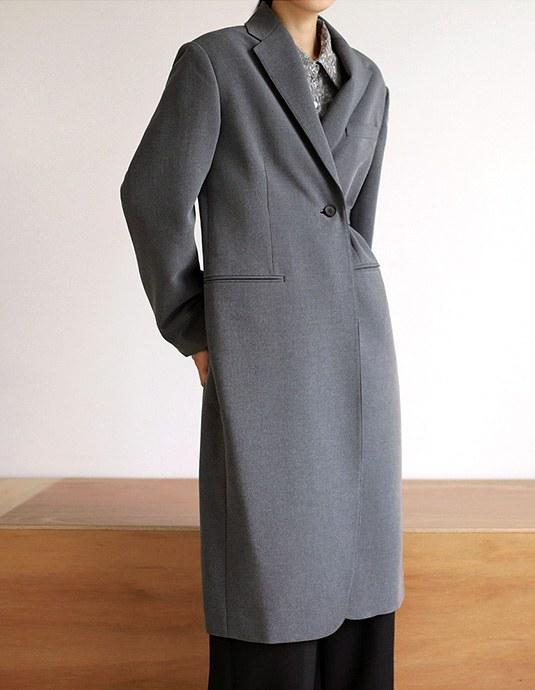 Two-way Classic Long Coat