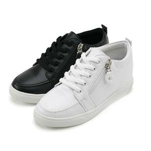 スッキリとしたデザインがデイリーで履きやすい女性運動靴 Yard