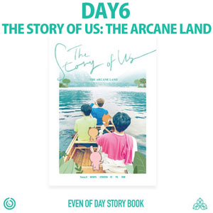 DAY6 (EVEN OF DAY) - ストーリーブック [THE STORY OF US: THE ARCANE LAND]/K-POP/写真集