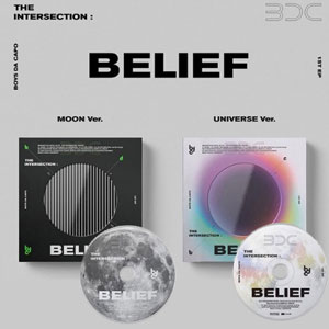 [バージョン選択]BDC - THE INTERSECTION BELIEF/K-POP/CD/ポスターなし