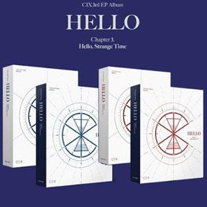 [バージョン選択]CIX - HELLO CHAPTER 3/K-POP/ポスターなし