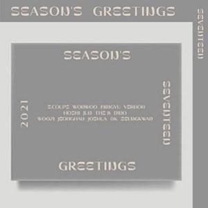 Seventeen 2021 SEASONS GREETINGS セブンティーン 2021 シーズングリーティング/公式/グッズ