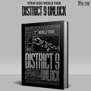 Blu-Ray STRAY KIDS ワールドツアー DISTRICT 9 UNLOCK IN SEOUL/K-POP/DVD