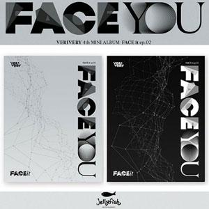 [バージョン選択/ポスター選択] VERIVERY 4集 ミニ [FACE YOU]/K-POP/CD