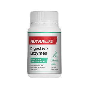 다이제스티브 엔자임 소화 효소 60캡슐
