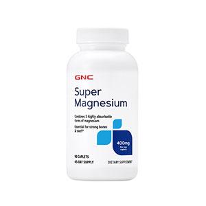 슈퍼 마그네슘 400mg 90정