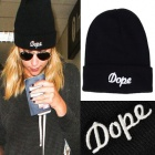 ストリートファッション通販|たくさんのセレブーから愛される D*PE CHEFモーティブのロゴ刺繍ニット帽子/オシャレ