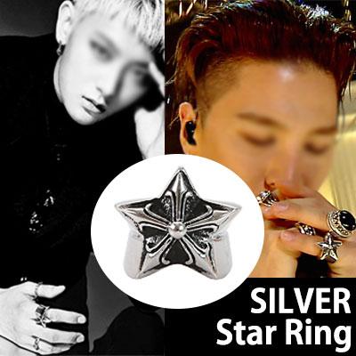 BIGBANG SOL(テヤン)やEXOスタイルで有名なシルバースターリング
