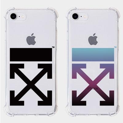 アロークリアiPhoneケース(2color)