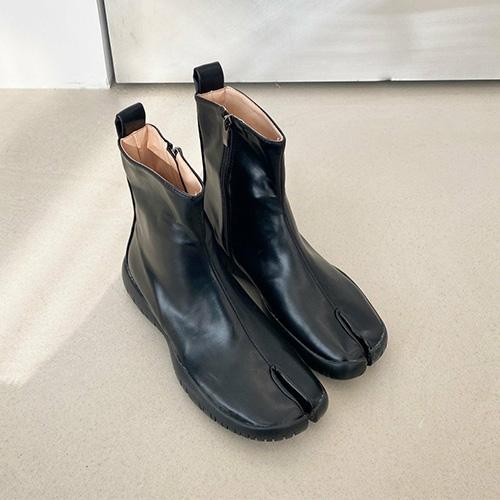 [22.5 ~ 25.0 cm] タビアンクルブーツ