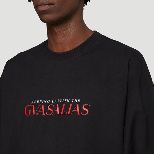 [UNISEX] キーピングアップウィズTシャツ/半袖 (2color)