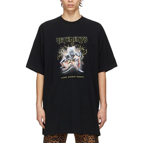 [UNISEX] エレクトリックヘビーメタルTシャツ/半袖