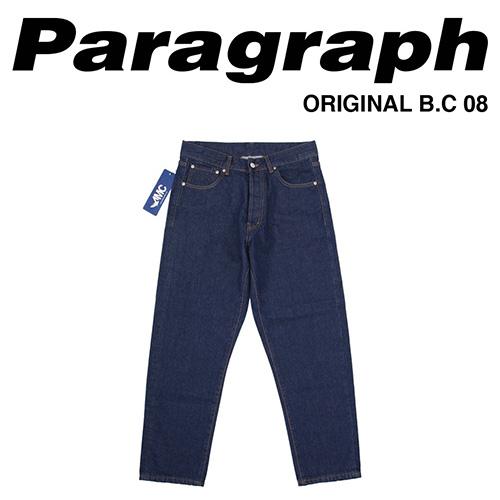 ●正規品● [21SS/Paragraph] ベーシックジーンズ/デニム/オリジナル/パラグラフ/新着/正規品パラグラフ/ORIGINAL PARAGRAPH