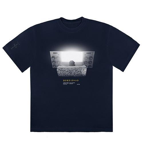 [UNISEX] プレイステーションチェアTシャツ/半袖