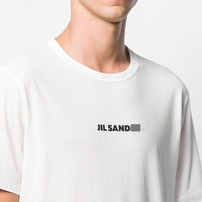 [UNISEX] プラスTシャツ/半袖 (2color)