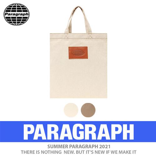 ●正規品●[PARAGRAPH/パラグラフ] レザーミニエコバッグ (3color)