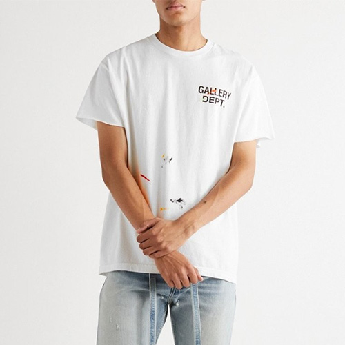 [UNISEX] スプルレトTシャツ/半袖