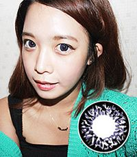 【Yearly / 2 Lenses】 Brenda Violet (J4)  /219