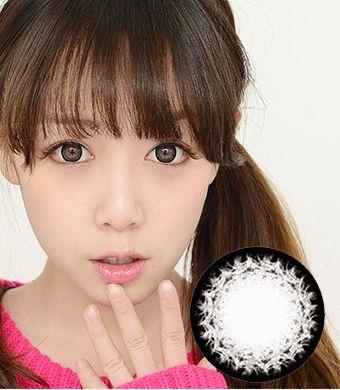 【 Yearly / 2 Lenses】  Lady mimi   gray  / 248
