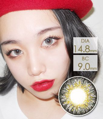 DUEBA /Sweet Gray /Big C type/14.8mm/1141