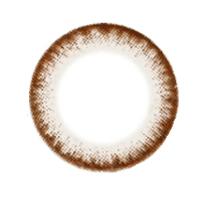 【Toric/6-12month】 Dali 1 Choco / 536 </br> DIA:14.0mm, G.DIA:13.8mm