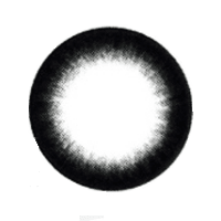 [Hyperopia/12month] Smoky black / 538</br> DIA:14.0mm(~ +8.00)