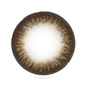 【Toric/12month】Edge eye brown toric 180 AXIS  /1380</br>DIA:14.0mm, G.DIA:13.3mm