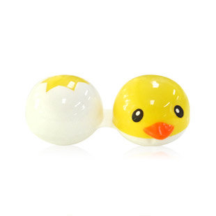 Little Duck Contact Lens Case / 1511