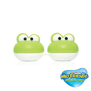 3D Character Frogi Contact Lens Case / 1519