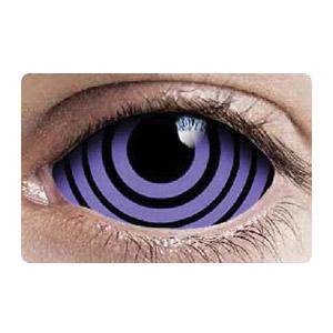 【Cosplay / 2 Lenses】 Rinnegan - Naruto  Sclera 2228 / 22mm / 1547