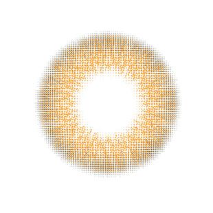 [1month] MIX ANN Signal Brown / Silicone Hydrogel / 1550