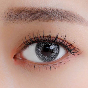 【Monthly / 2 Lenses】 Club Silver Pearl / Silicone Hydrogel / 1466