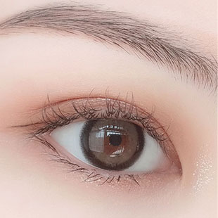 ☆NEW☆【I-Dol Lens /1 Pair 】NANAVIEW Cocoa Brown / 1631