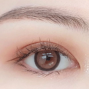 ☆NEW☆【I-Dol Lens 】NANAVIEW Rose Brown / 1633