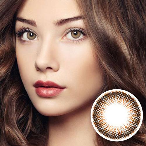 【2 Toric Lenses / 12month】  Magic eye Jenny brown /928  <br>