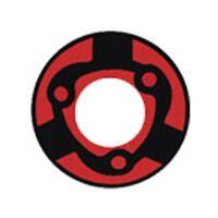 度あり【 最高品質 コスプレ用 2枚】 [写輪眼-T06 ] マダラ 永遠の万華鏡写輪眼  Itachi T06  /854