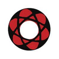 度あり【 最高品質 コスプレ用 2枚】  [写輪眼-T07] ナルト キャラクター   Itachi T07  /853
